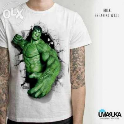 kaos-3d-umakuka-hulk-series