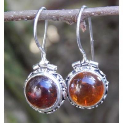 anting-hook-perak-batu-amber-32345