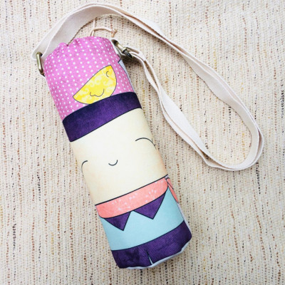 bottle-bag-cover-printing-handmade-kokeshi-series-hiro