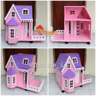 mainan-anak-rumah-barbie-villa-kecil-teras-dollhouse