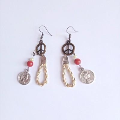 peace-002-earring-anting-handmade