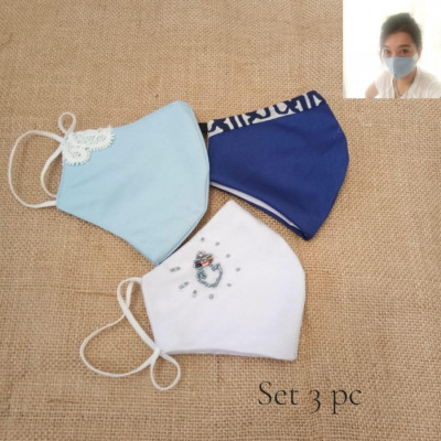 gesyal-masker-kain-2ply-blue-session-set-isi-3.-pola-nyaman-betah-dipakai