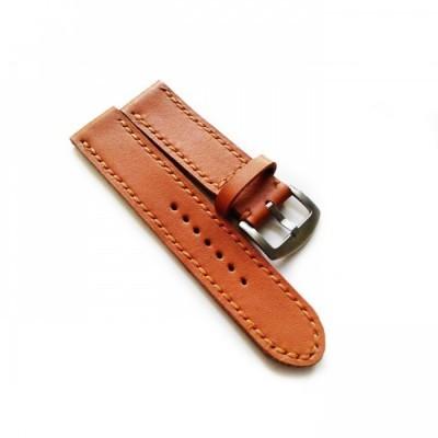 tali-jam-tangan-kulit-asli-sapi-warna-tan-ukuran-22-mm-leather-strap.-strap-jam.-tali-jam-kulit-