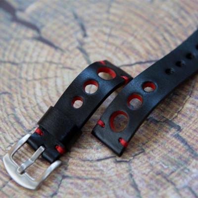 tali-jam-tangan-kulit-asli-18mm.-20mm.-21mm.-22mm.-24-mm.-26-mm-warna-hitam-rally-strap
