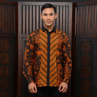 kemeja-batik-brawijaya-archipelago-texture