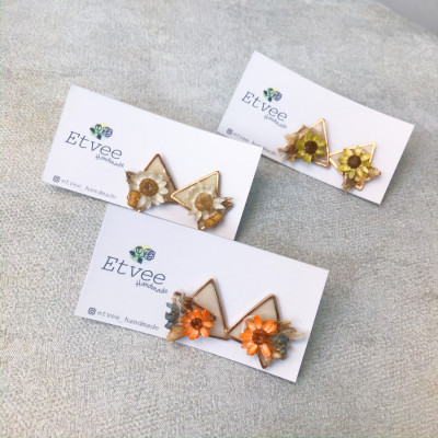 tricona-earring