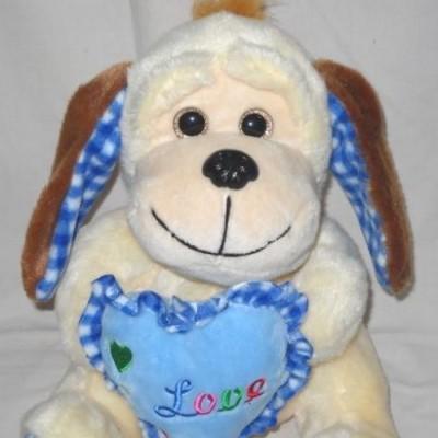 boneka-dog-animal-love-zee-30-cm