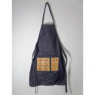 bengok-apron-kid_celemek-enceng-gondok-handmade