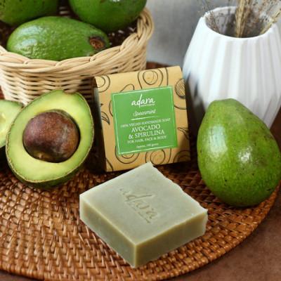 adara-organic-handmade-avocado-spirulina-soap-spearmint