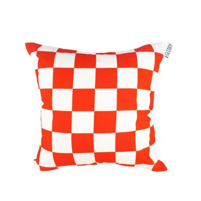 red-checkered-cushion-40-x-40