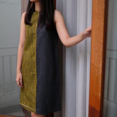 tenun-dress