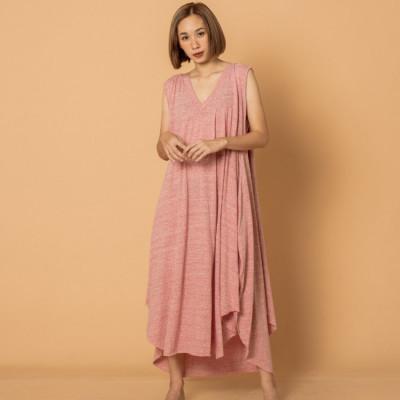 austin-loose-dress-baby-pink