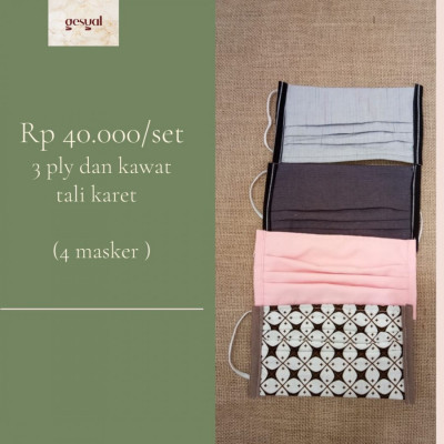 gesyal-masker-set-4-in-1-masker-batik-masker-kian-polos-set
