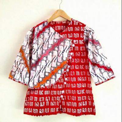 blouse-batik-bunga-bakung-hnc-parang