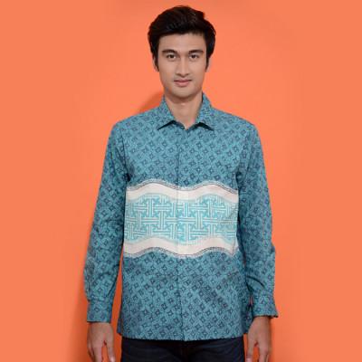 kemeja-batik-leksana-archipelago-texture