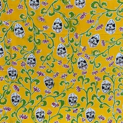 batik-topeng-malang-sulur-teratai-kuning