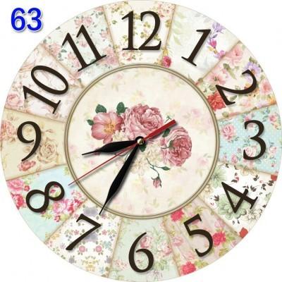 -63-jam-dinding-cantik-hiasan-interior-ruang-motif-bunga-shabby-chic