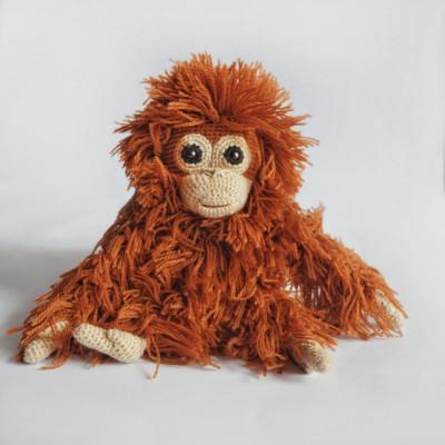 boneka-orangutan-rajutcrochet-neo-doll-large
