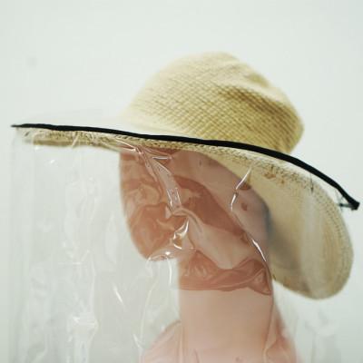 gesyal-topi-corona-topi-lebar-rajut-hitam.-tosca.-beige.-moca.-bisa-lepas-shield-dan-dicuci