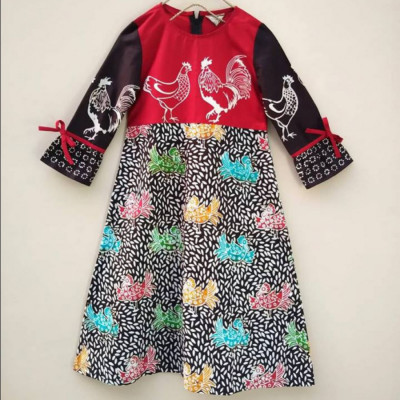 dress-anak-batik-bunga-bakung-aym