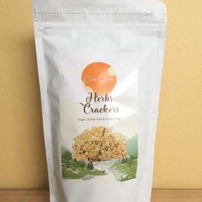 herbs-crackers