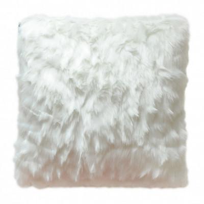white-mini-fur-cushion-40-x-40
