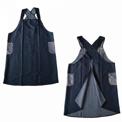 denim-apron