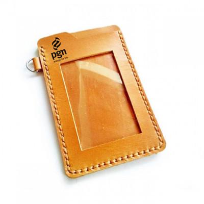 name-tag-kulit-logo-perusahaan-gas-negara-dan-logo-bumn-garansi-1-tahun-tempat-id-card.-gantungan-id-card