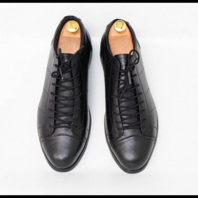 sepatu-sneakers-pria-casual-kulit-asli-boston-allen-hitam