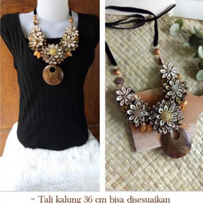 kalung-batik-lotus-coklat