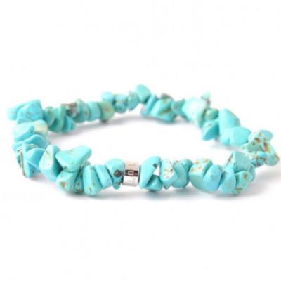 turquoise-chip-bracelet
