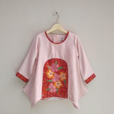 blouse-anak-batik-bunga-bakung-klj