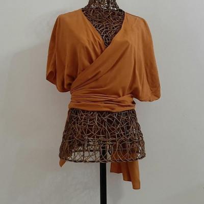 cropped-blouse-orange