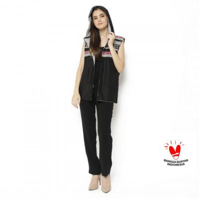 gesyal-jaket-topi-bolak-balik-batik-wanita-hitam
