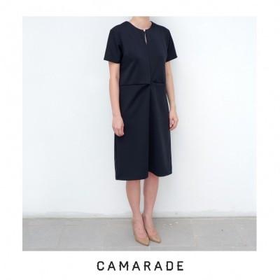 ciara-twist-dress-black