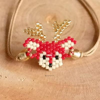 gelang-manik-reindeer