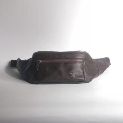 lee-waist-bag-black-kulit-sapi-asli-tas-selempang