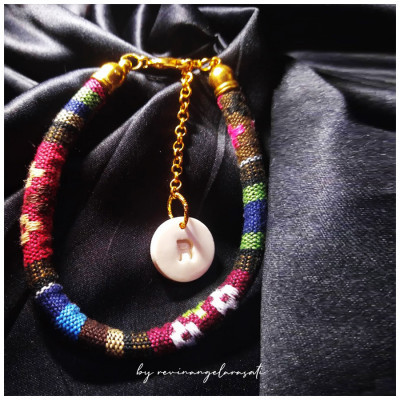 giyanta-gelang-bandul-inisial-handmade