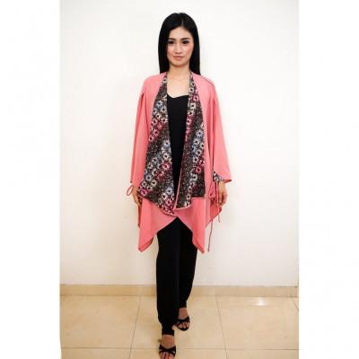 gesyal-batik-bohemian-bubble-cardigan-wanita-pink