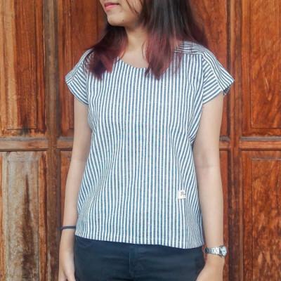 blouse-stripe
