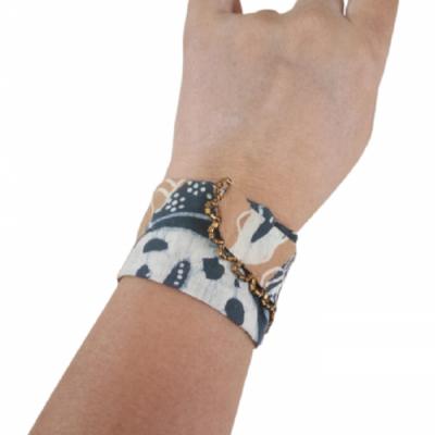 gelang-etnik-aksesoris-gelang-wanita-g16-gesyal-batik-coklat-gelang-tangan-lilit