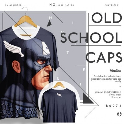 old-school-caps