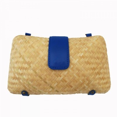 bamboo-clutch-blue