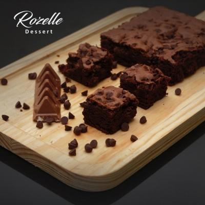 toblerone-brownies