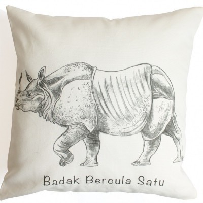 cotton-canvas-cushion-cover-badak-bercula-satu