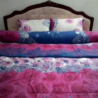 bedcover-set-kusuka-roses-kombinasi-biru-pink-uk.180-cm