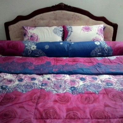 bedcover-set-kusuka-roses-kombinasi-biru-pink-uk.160-cm