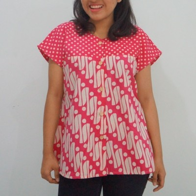 blouse-batik-pink-all-size-gelintang-flare-top