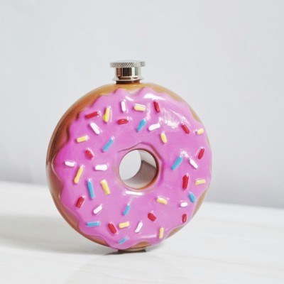 donut-hip-flask