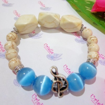 gelang-ab29-batu-turquois-blue-cat-eye